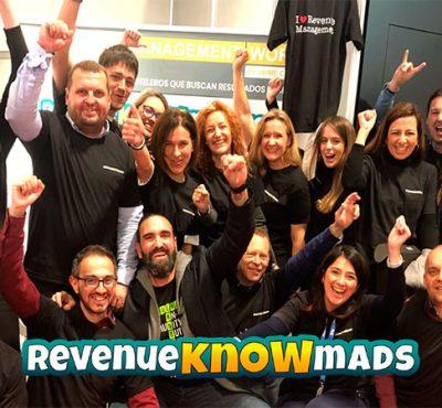 RevenueKnowmads 1ª Edición: Lorena, Sara y Ana te cuentan su experiencia