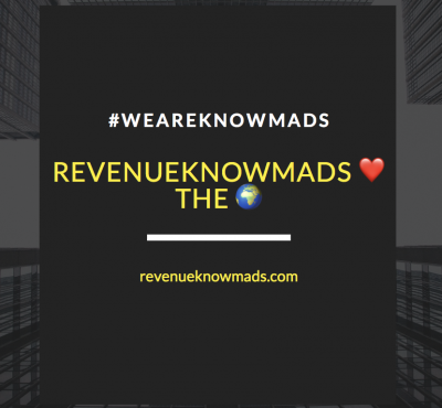 RevenueKnowmads ❤️ the 🌍