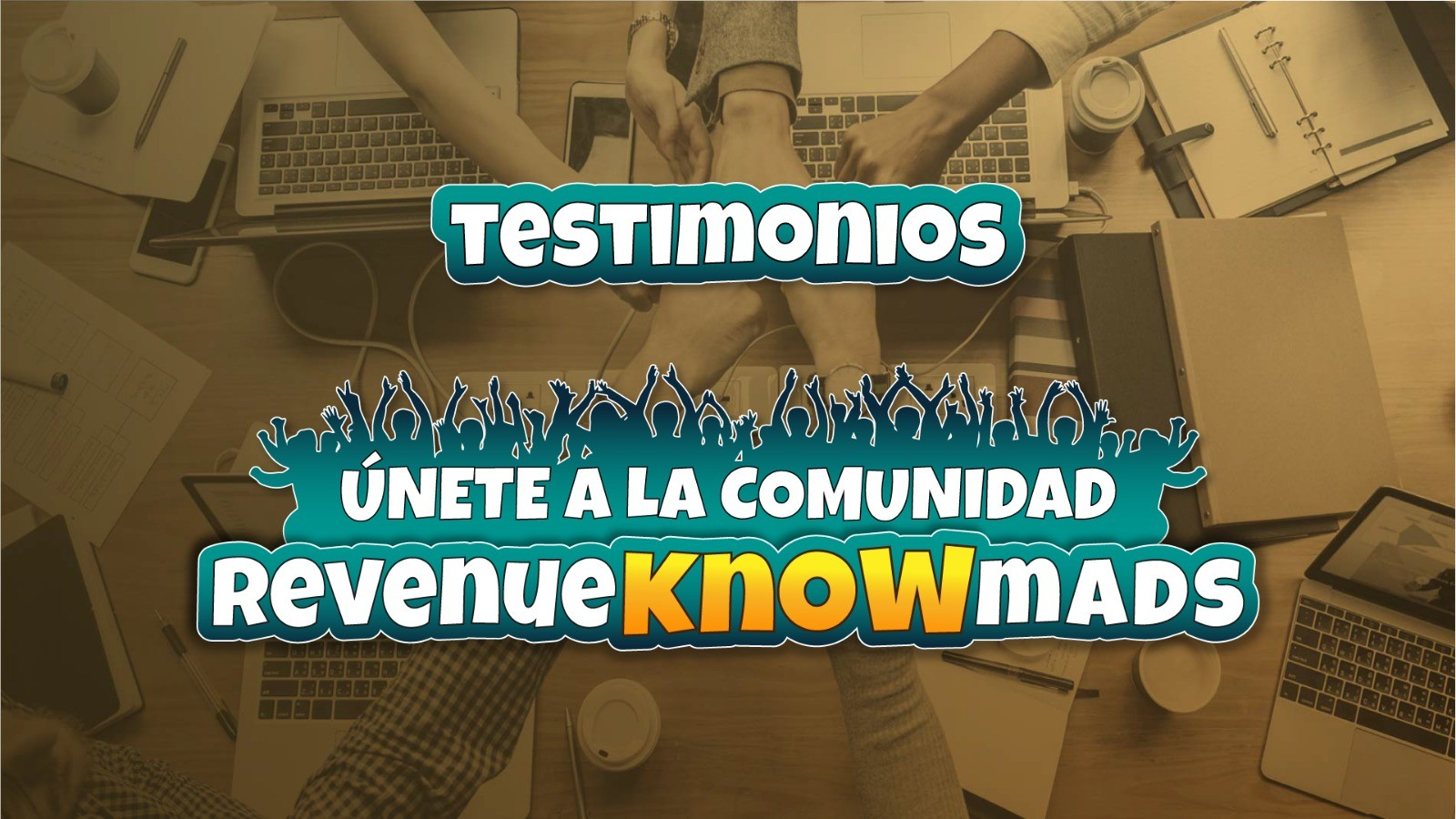 Inside RevenueKnowMads Testimonios