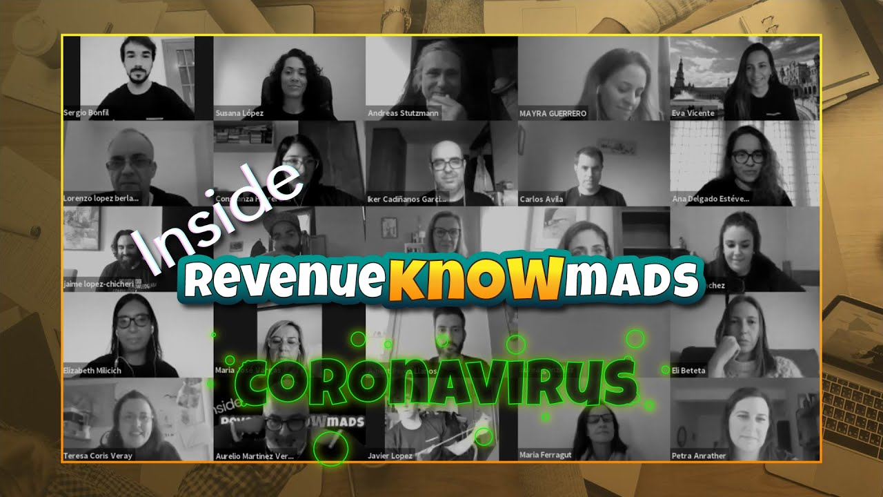 Te abrimos las puertas de RevenueKnowmads: Inside RevenueKnowmads