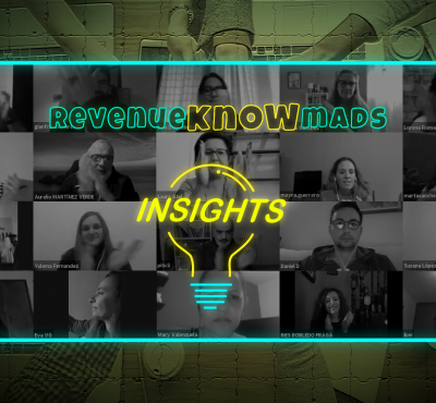 ¡Ya está aquí REVENUEKNOWMADS INSIGHTS!