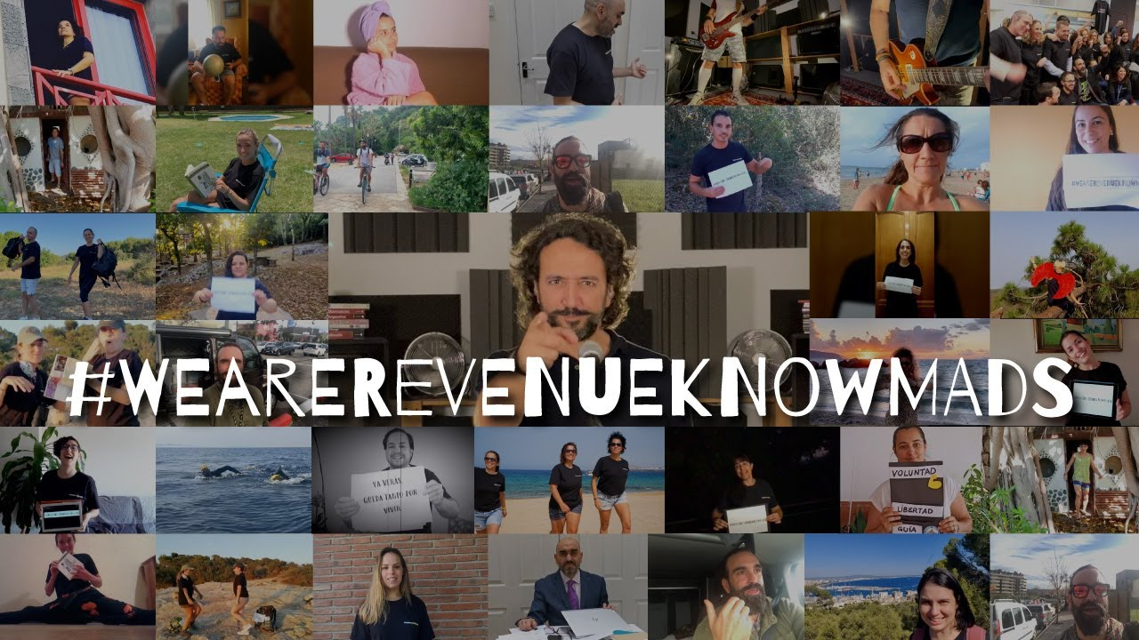 El videoclip de RevenueKnowmads