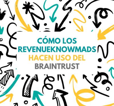 Cómo los RevenueKnowmads hacen uso del Braintrust del fundador de Pixar