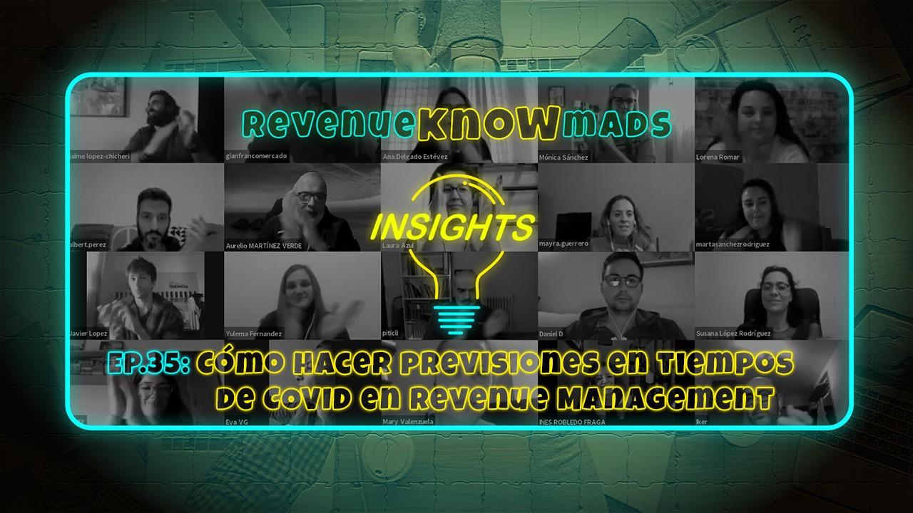 Nuevas formas de realizar previsiones en tiempos de COVID en tu estrategia de Revenue Management